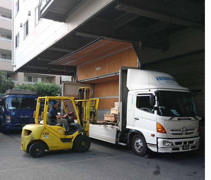 田中陸運株式会社《輸送ドライバー 軽貨物/楽器/家具》