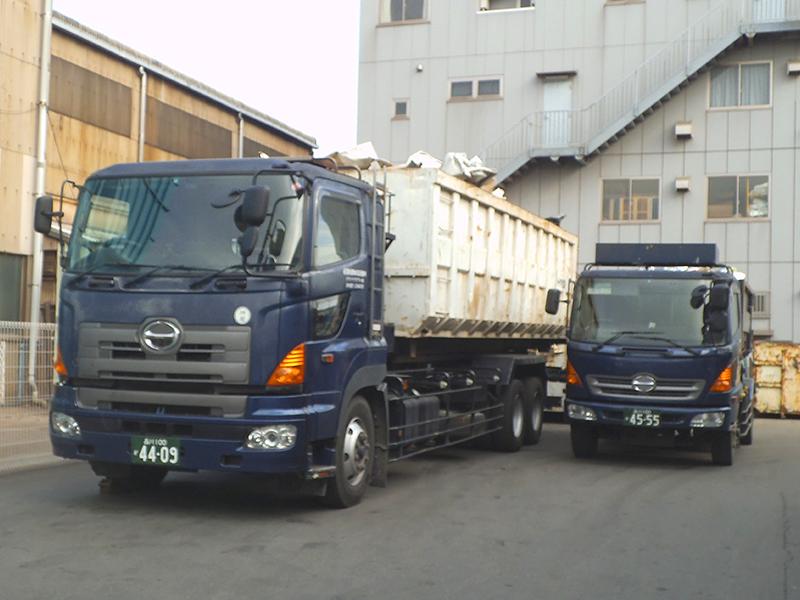 トライマテリアル株式会社 千葉工場《収集運搬ドライバー》